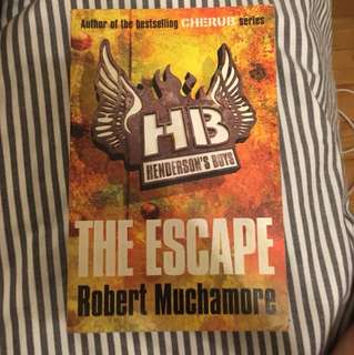 The Escape - Robert Muchamore