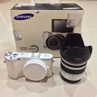 Samsung Smart Camera NX300M For sale