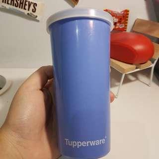 Tupperware Sea Blue Bottle
