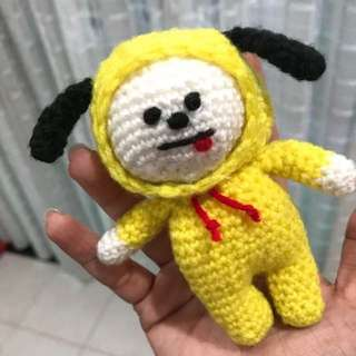 BT21 Crochet- CHIMMY