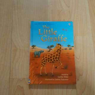 Usborne First Reading level 2: The Little Giraffe (Hardcover)
