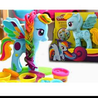 Little Pony Clay Set :SALE