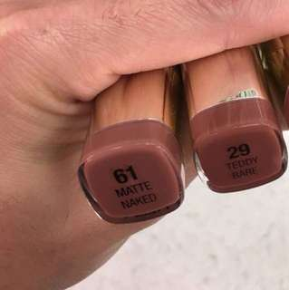 Matte Naked/Teddy Bare Shade