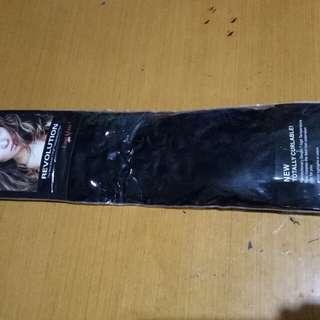 Fast hair warna hitam currly panjang 60cm