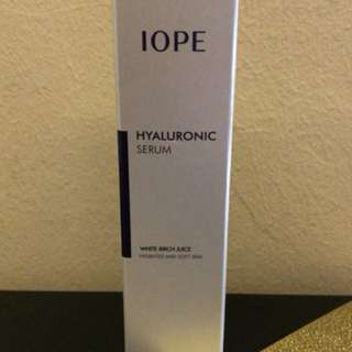 IOPE hydraulic serum (new)