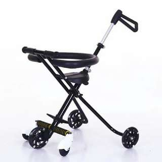 magik stroller black color