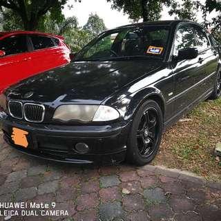 BMW E46 318 1.9CC