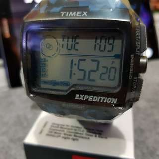 Timex expedition limited edition