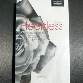 Heartless part 2 (wattpad book)