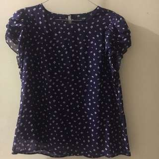 Cole blouse size XL