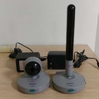 S0NY 紅外線無綫影音接收器