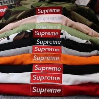 Supreme衛衣(加拿大款)