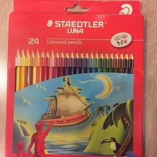 Staedtler Colour Pencils