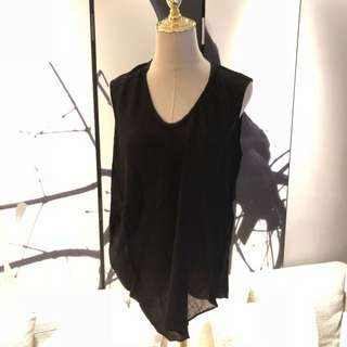 Brand New Helmut Lang Top