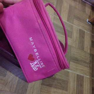 Maybelline pouch