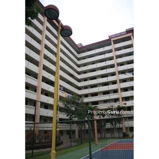 Golden area -Toa Payoh 3room flat + 1 extend utility room  (1 bathroom & 1 toilet)