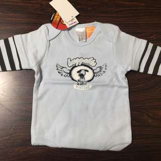 Long Sleeve Baby Top 0-3 Months from OG