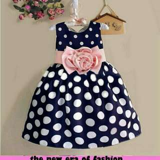Dress kid polka
