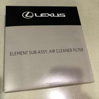 Lexus Air filter for RX350