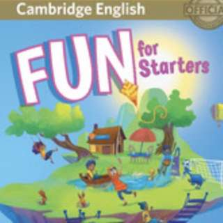Cambridge fun for starters 4th edition