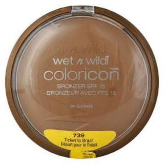 Wet n Wild Bronzer ticket to brazil