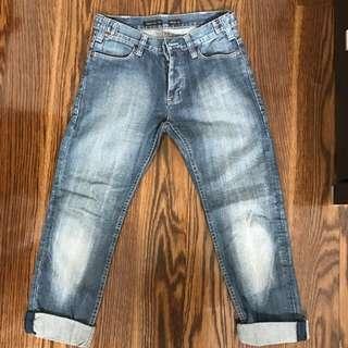 Men's Wrangler denim jeans size 29