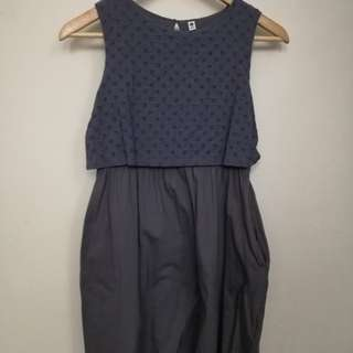 Uniqlo Kids Dress 150cm  (Wore Once)