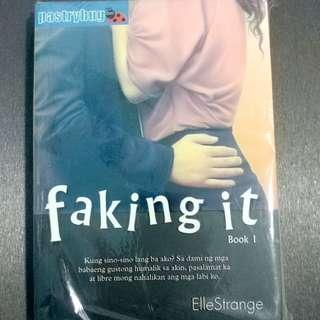 Faking it book 1 (wattpad book)