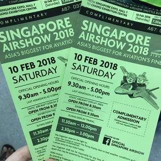 Airshow Day 1 Ticket