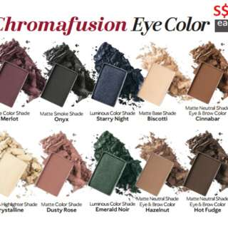 Chromafusion Eye Color