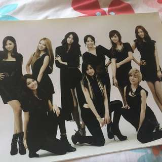 SNSD Posters (unofficial)