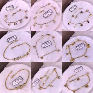18k saudi gold bracelet 100% pawnable