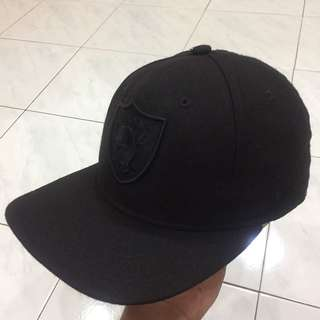Authentic New Era NFL Raiders Snapback 9Fifty