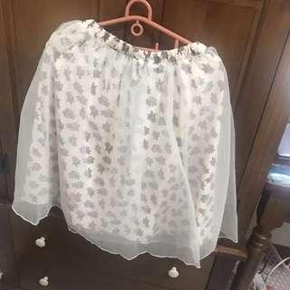 🚚 Pazzo白雪公主裙子m號