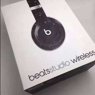 *RARE* Beats Studio Pigalle Limited Edition