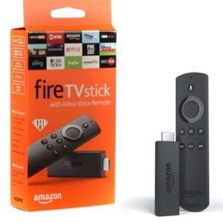 FireTV Stick- Unlimited Movies, TV series Streaming & more