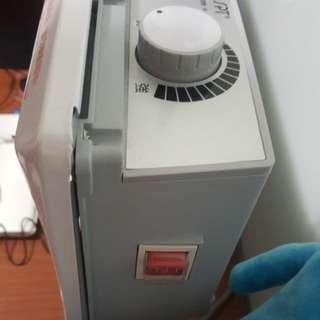 🚚 電暖器