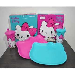 Hello Kitty, Transformers and Minions Tupperware For Sale!