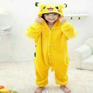 CNY Sales ~ Pikachu Hooded Romper