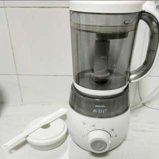 Avent 4 in 1 food maker