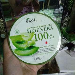 Ekel (Aloe vera 100%)