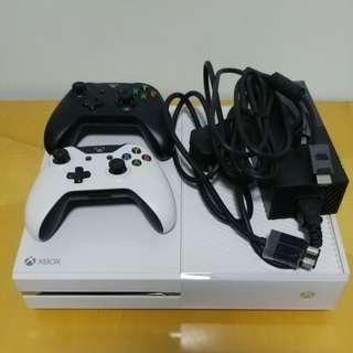White Xbox One 500GB [Price dropped]