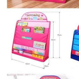 Pinky book shelf