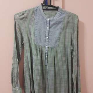 Zara long sleeved top