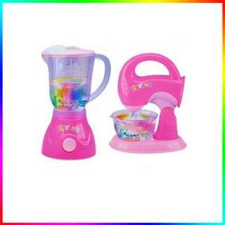 Blender dan Mixer mainan