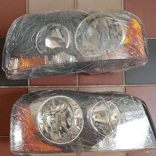 Original Volvo Headlight Lamps for XC90