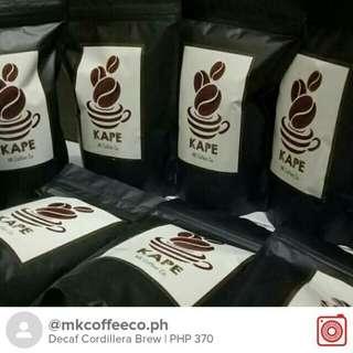 Resellers of Cordillera Coffee