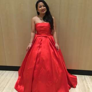 PROM GOWN FOR RENT