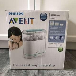 Philips AVENT electric Steam Steriliser 3-1