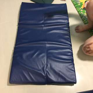 Preloved childcare napping waterproof mattress